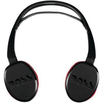 BOSS AUDIO HP36RD 2-Channel Foldable Wireless Headphones
