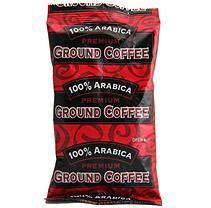100% Arabica Coffee- Bold Roast Blend 2.50oz, 84ct