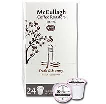 McCullagh Coffee Roasters Dark & Stormy French Roast Coffee (96 ct.)
