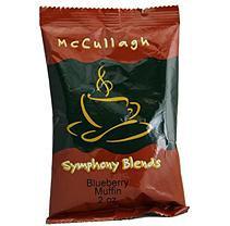 McCullagh Gourmet Coffee- Blueberry 2.0oz, 40ct