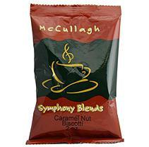 McCullagh Gourmet Coffee- Caramel Nut 2.00oz, 40ct
