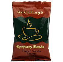 McCullagh Gourmet Coffee- French Vanilla 2.00oz, 40ct