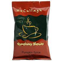 McCullagh Gourmet Coffee- Pumpkin Spice 2oz, 40ct