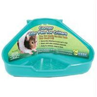 Ware Mfg. Inc. Corner Litter Pan For Critters