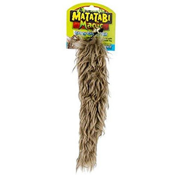 Ware Mfg. Inc. Dog/cat Ware Mfg. Inc. Dog-cat-Matatabi Crazy Critter Tail- Brown