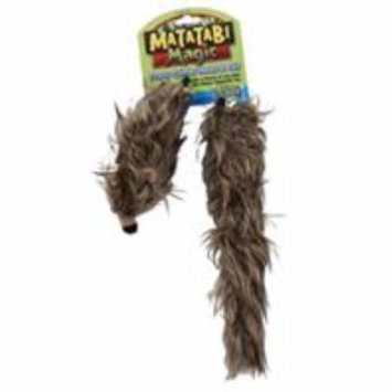 Ware Mfg. Inc. Dog/cat Ware Mfg. Inc. Dog-cat-Matatabi Head And Tail- Brown 13.5 Inch-2pc