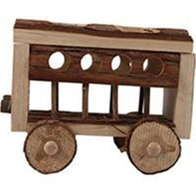 Ware Mfg. Inc. Bird-sm An-Critter Timbers Bark Bus 13101