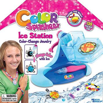 The Maya Group Color Splasherz Ice Station Jewelry Design Kit