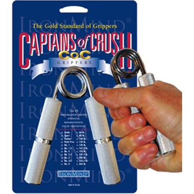 IronMind Captains of Crush Hand Gripper No. 1 - 140lb