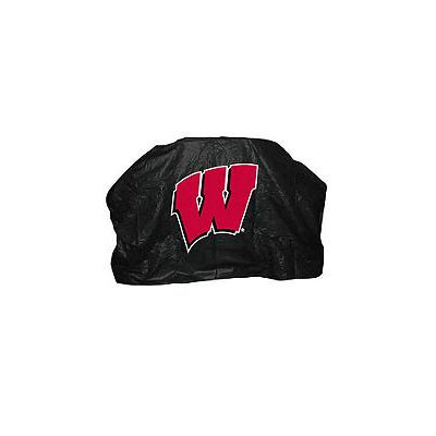 Seasonal Designs, Inc. Wisconsin Badgers Vinyl 68-in Grill Cover LC110
