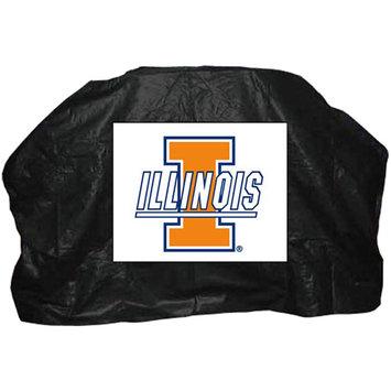 Ncaa Illinois Fighting Illini Large Grill Cover