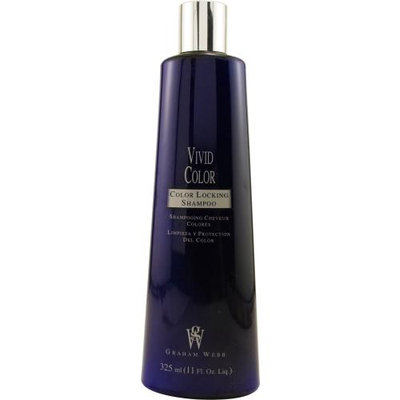 Graham Webb Vivid Color Color Locking Shampoo 11oz