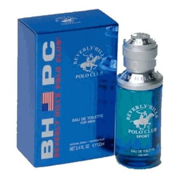 Beverly Hills Polo Club ampcbh34s 3.4 Oz. Eau De Toilette Spray For Men