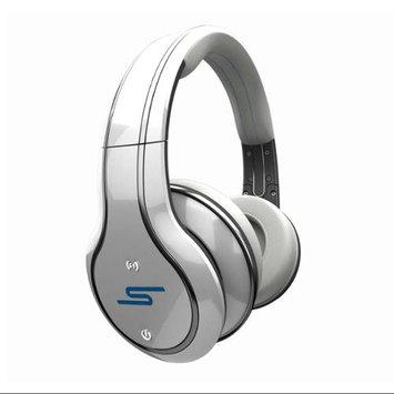SMS AUDIO Sync 50 Cent Wireless Headphones - White, White