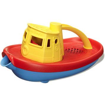 Green Toys Bath Toy - Tugboat