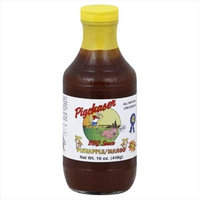 Pigchaser Bbq Sauce Pineapple-Mango 16 Oz Pack Of 6