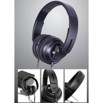 BiGR Audio XLBS1 Headband Headphones - Black