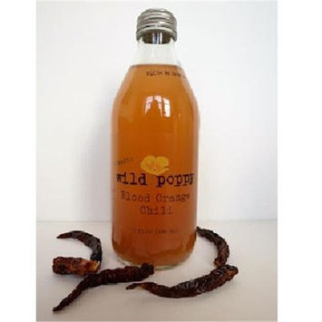 Wild Poppy Blood Orange Chili Juice Organic - 10 fl oz