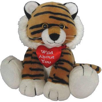 First & Main, Inc. First & Main Valentine's Plush Stuffed Tiger