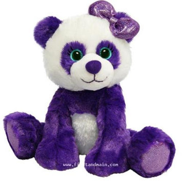 First & Main, Inc. First & Main 6013 7 in. Sitting Gal Pals Paula Panda Plush Toy