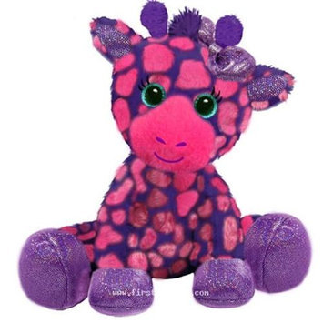 First & Main, Inc. First & Main 6043 7 in. Sitting Gal Pals Gigi Giraffe Plush Toy