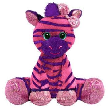 First & Main, Inc. First & Main 6073 7 in. Sitting Gal Pals Zuri Zebra Plush Toy