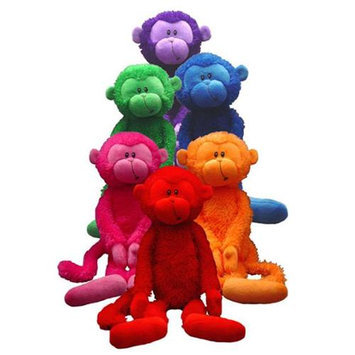 First & Main, Inc. First & Main 6362 13 in. Rainbow Monkeys Plush Toy
