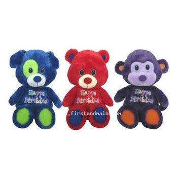 First & Main, Inc. First & Main 7714 7 in. Sitting ThreePeas Plush Toy