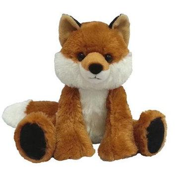 First & Main, Inc. First & Main 7833 7 in. Sitting Floppy Friends Fox Plush Toy
