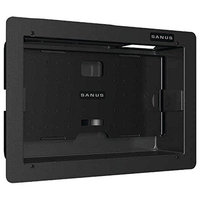Sanus Systems Large Black Recessed In-Wall Box for SA206 Surge Protector, Holds 6 Components