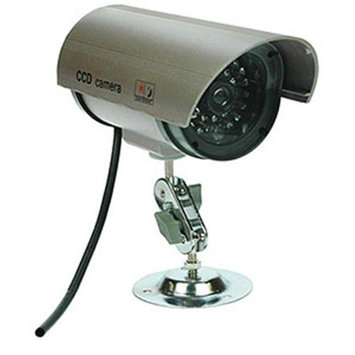 Street Wise Realistinc Looking Dummy Surveillance Camera & Mounting Kit