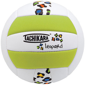 Tachikara SofTec Volleyball Lime Green White