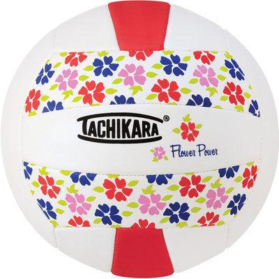 Tachikara SofTec Volleyball Scarlet White