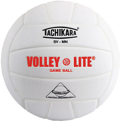 Tachikara Usa Training Volleyball - Tachikara Volley-Lite Youth SM-MN