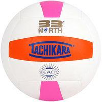 Tachikara Usa Inc Tachikara USA 33N.LGWR Tachikara 33 degrees NORTH Beach Volleyball - Lime White Blue