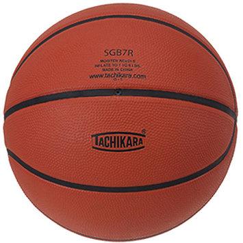 Tachikara SGB5R Rubber Basketball - Junior Size - Brown