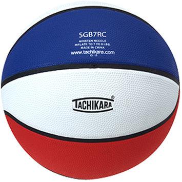 Tachikara Dual Colored Rubber Basketball (29.5) - Assorted Colors