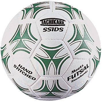 Tachikara Usa Tachikara SSIDS Futsal Skills Soccer Ball - White-Dark Green