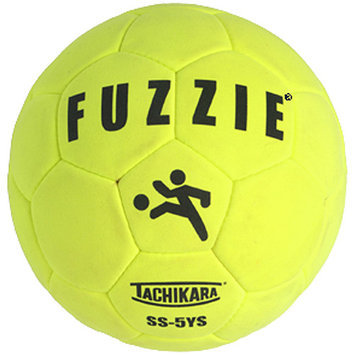 Tachikara Usa Tachikara SS5YS Fuzzie Indoor Soccer Ball - Yellow
