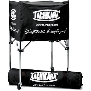 Tachikara Usa Tachikara BIKSP. RY Portable Volleyball Cart - Royal