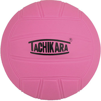 Tachikara USA HTV109. PK Tachikara Toss-to-the-Crowd Rubber Volleyball - Pink
