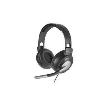 Compucessory CCS15158 Boom Microphone Stereo Headset