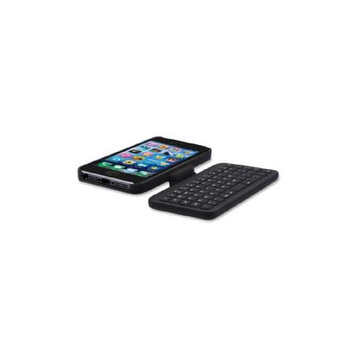 Compucessory CCS50919 iPhone5 Bluetooth Keyboard 59-Key Black