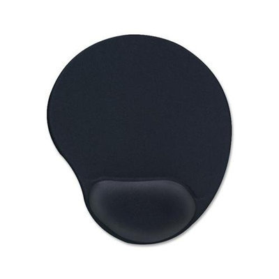 Compucessory 55151 Gel Mouse Pad 9inx10inx1in Black