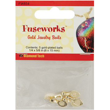 Diamond Tech Crafts FWFNDG854 Fuseworks Jewelry Findings