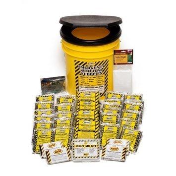 Mayday Industries Inc MAYDAY KEC4P 4 Person Economy Emergency Honey Bucket Kit