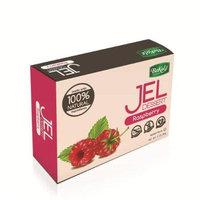 Bakol 100% Natural Gel Dessert Raspberry 3 oz - Vegan