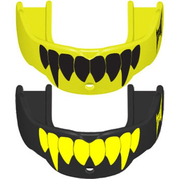 Battle Sports Science TapouT Special-Edition Fang Mouth Guard Neon Yellow