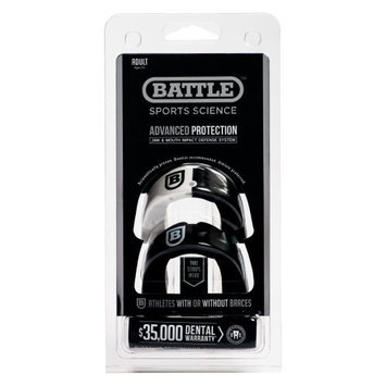 Battle Sports Science 2 Color Mouthguard