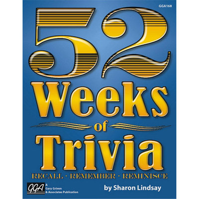 Garygrimm 52 weeks of Trivia